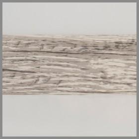 Listwa przypodłogowa Titanium  04-Dąb Szary