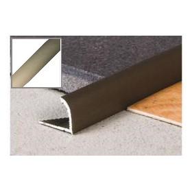 Profil Krawędziowy 10 mm aluminiowy 2,5 m SZAMPAN