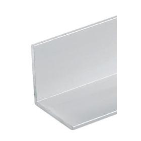 Kątownik 20x20 mm aluminiowy 1,0 m SREBRO
