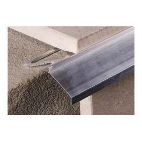 Profil okapowy aluminiowy 2,0 m NATURALNY