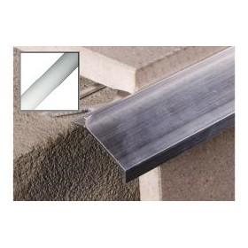 Profil okapowy aluminiowy 2,5 m SREBRNY