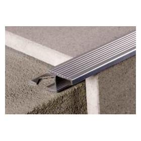 Profil aluminiowy schodowy ryflowany 2,5 m