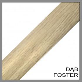 L 40 93 Profil łączeniowy Dąb Foster 40mm/93cm