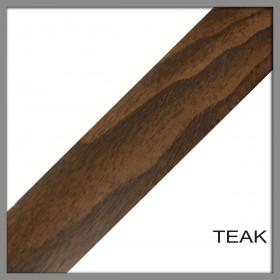 L 40 186 T Profil łączeniowy Teak 40mm/186cm