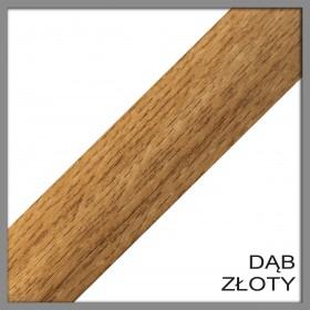 L 40 186 Profil łączeniowy Dąb złoty 40mm/186cm