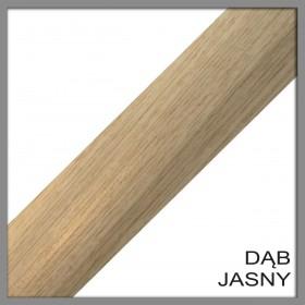 L 40 186 Profil łączeniowy Dąb Jasny 40mm/186cm
