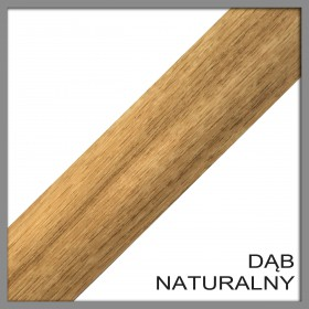 L 40 186 Profil łączeniowy Dąb Naturalny 40/186cm